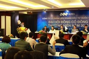 Kỳ họp Đại hội đồng cổ đông hợp lệ