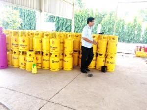Giấy chứng nhận đủ điều kiện kinh doanh khí dầu mỏ hóa lỏng cho cửa hàng LPG chai