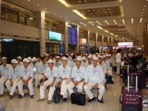 Giấy phép hoạt động dịch vụ đưa người lao động đi làm việc ở nước ngoài