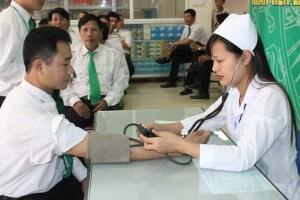 Công bố cơ sở đủ điều kiện khám sức khỏe