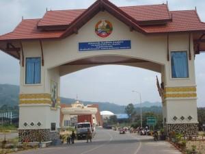 Giấy phép liên vận Việt – Lào