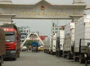 Giấy phép vận tải đường bộ Việt Nam – Trung Quốc
