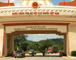 Giấy phép vận tải đường bộ quốc tế Việt – Lào